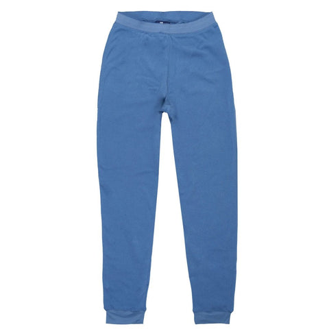 Blue Thermal Undergarment Pants