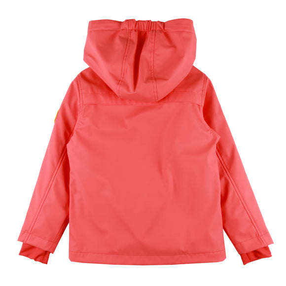 Toddler Girl's Raincoat