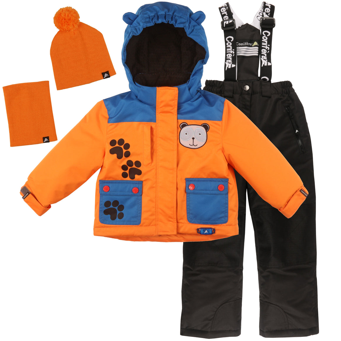 Boys's Snowsuit Set
