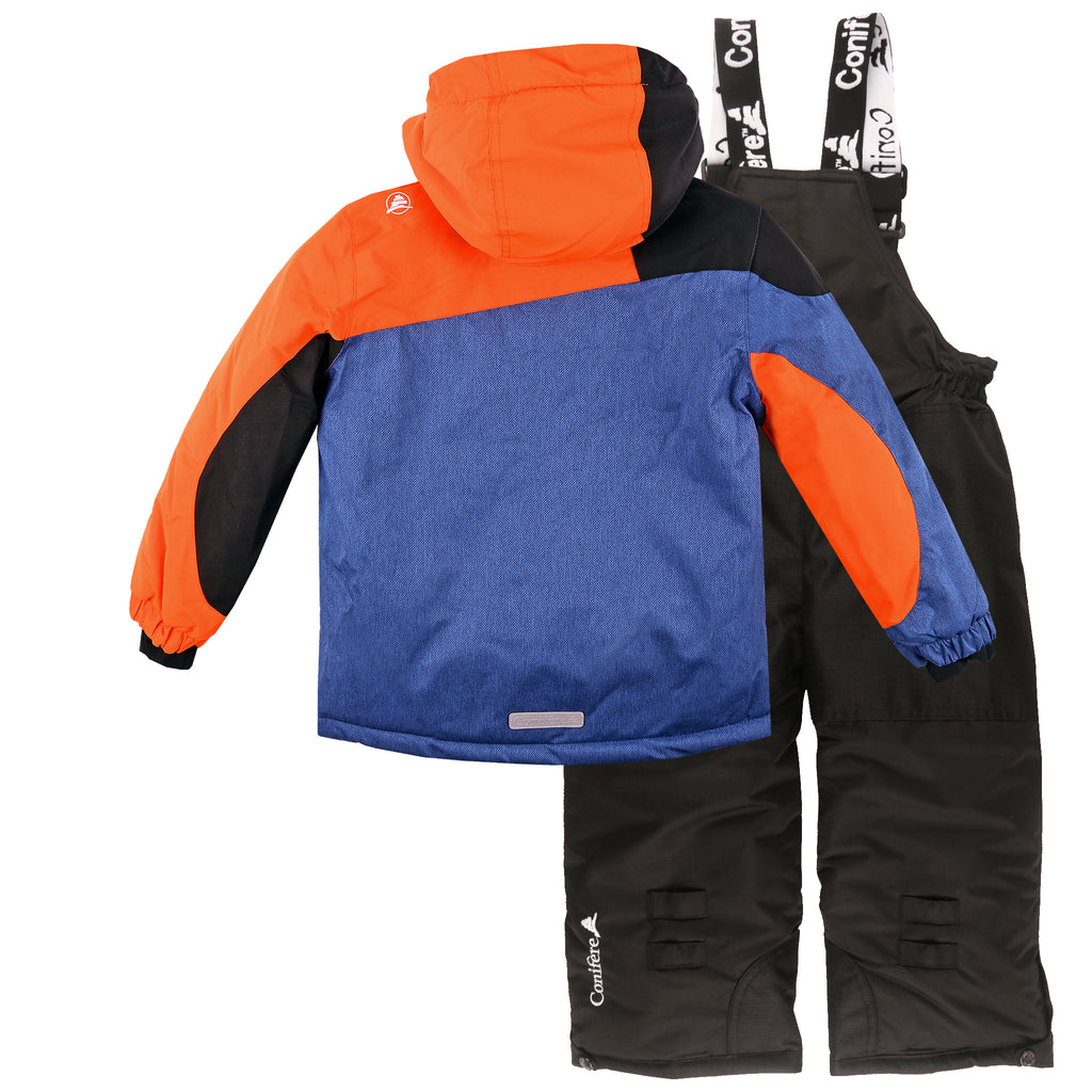 Toddler Boy's Snowsuit Set