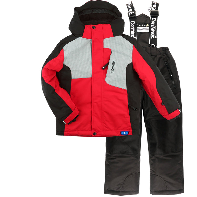 Boy's Snowsuit Set