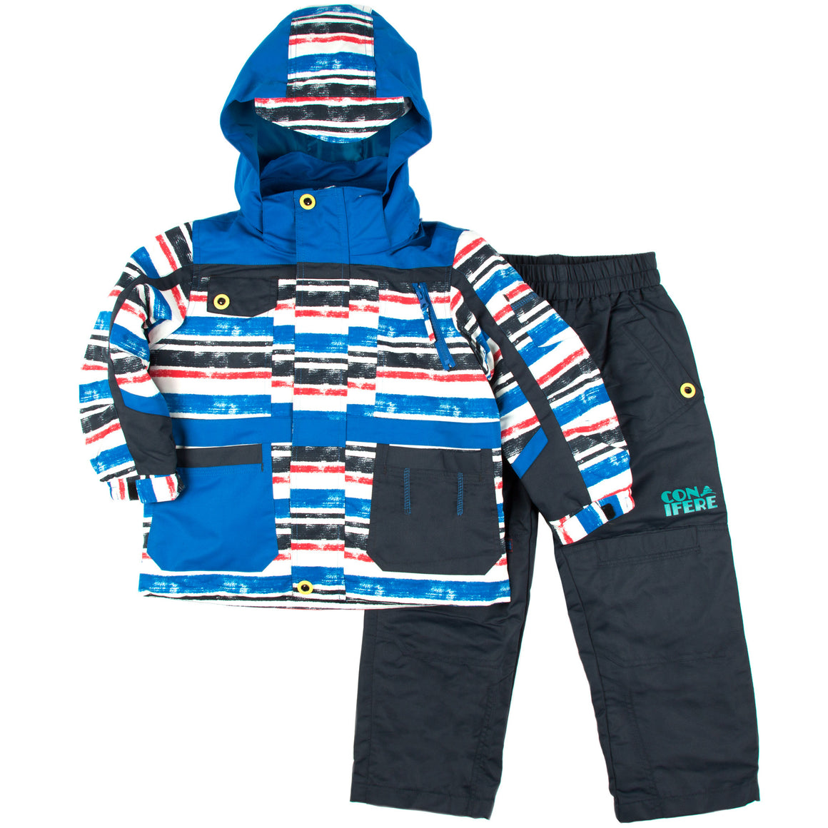 Infant & Toddler Boy's 3-in-1 Set