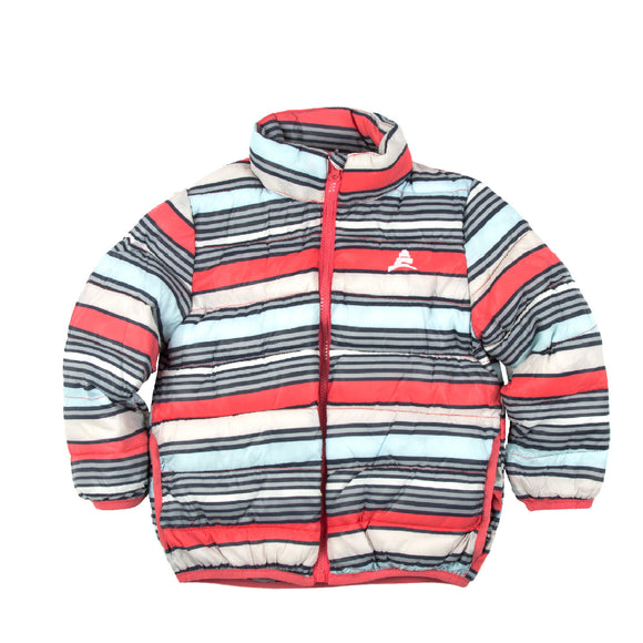 Toddler Girl's 3-in-1 Jacket