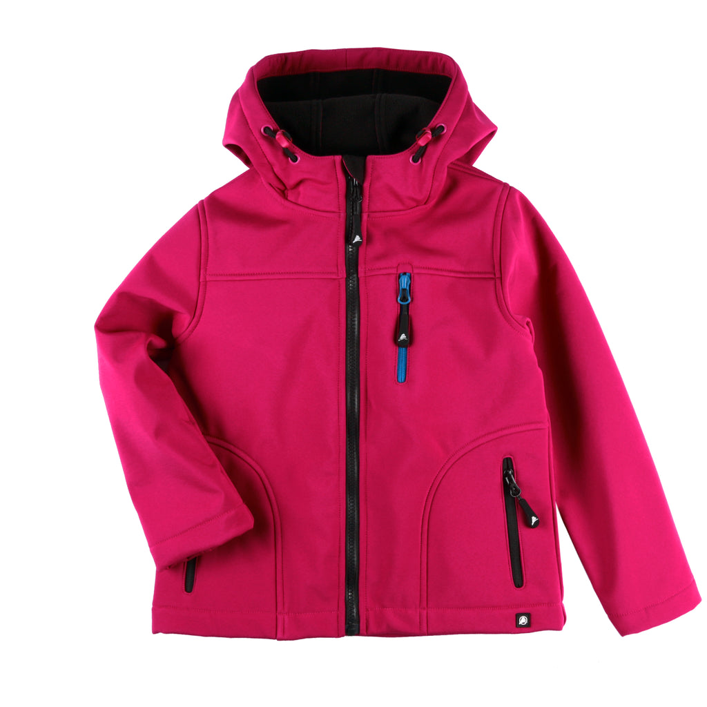 Girl's Soft Shell Jacket