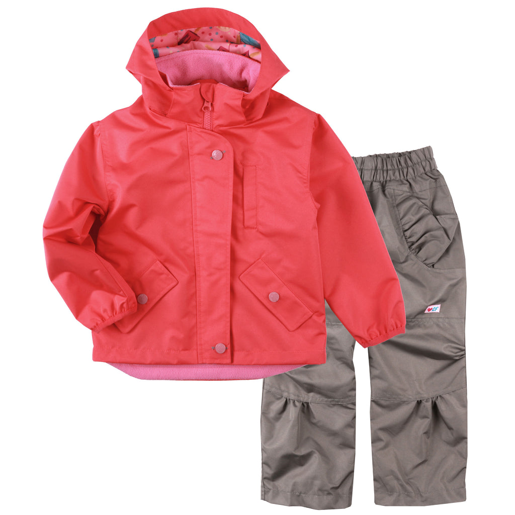 Infant & Toddler Girl's Spring Set