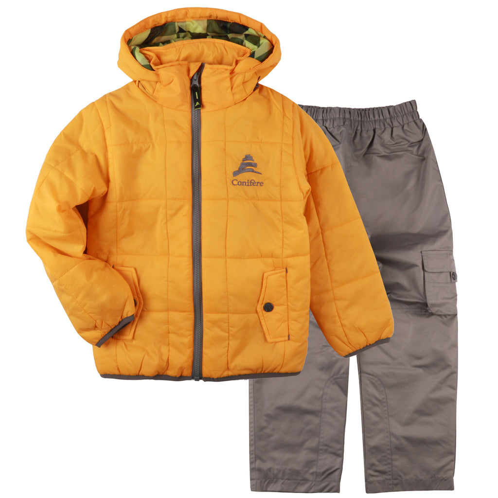 Toddler Boy's Spring Set