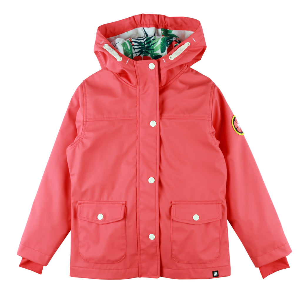 Girl's Raincoat
