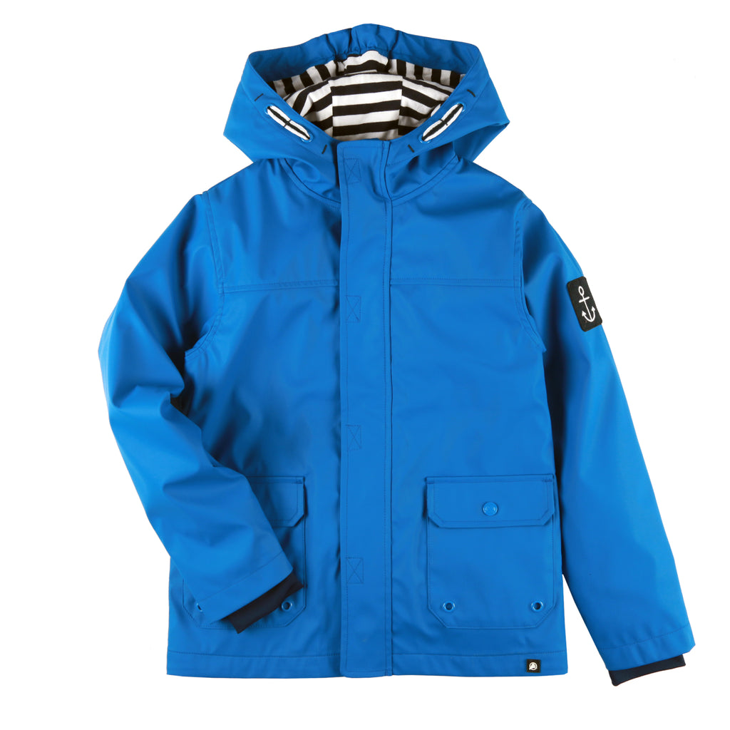 Toddler Boy's Raincoat
