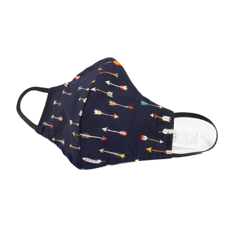 Adult Protective Face Mask - Arrows Print