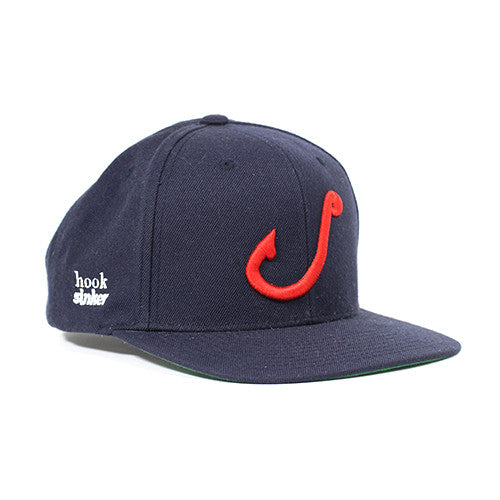Hook Sinker - 'The Perfect Presentation' Navy Hat