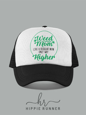 Weed Mom (Hat)