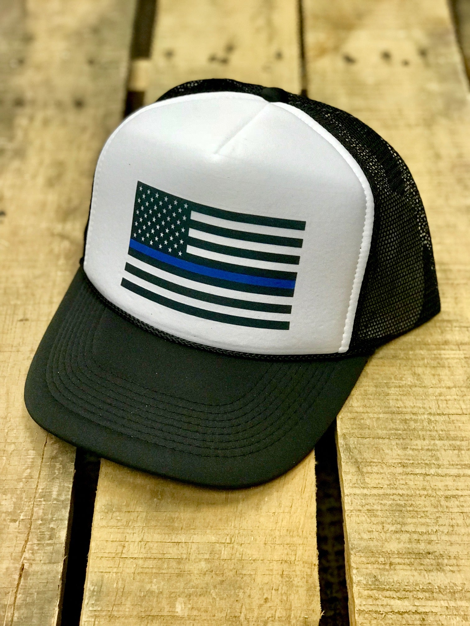 Thin Blue Line (Hat)