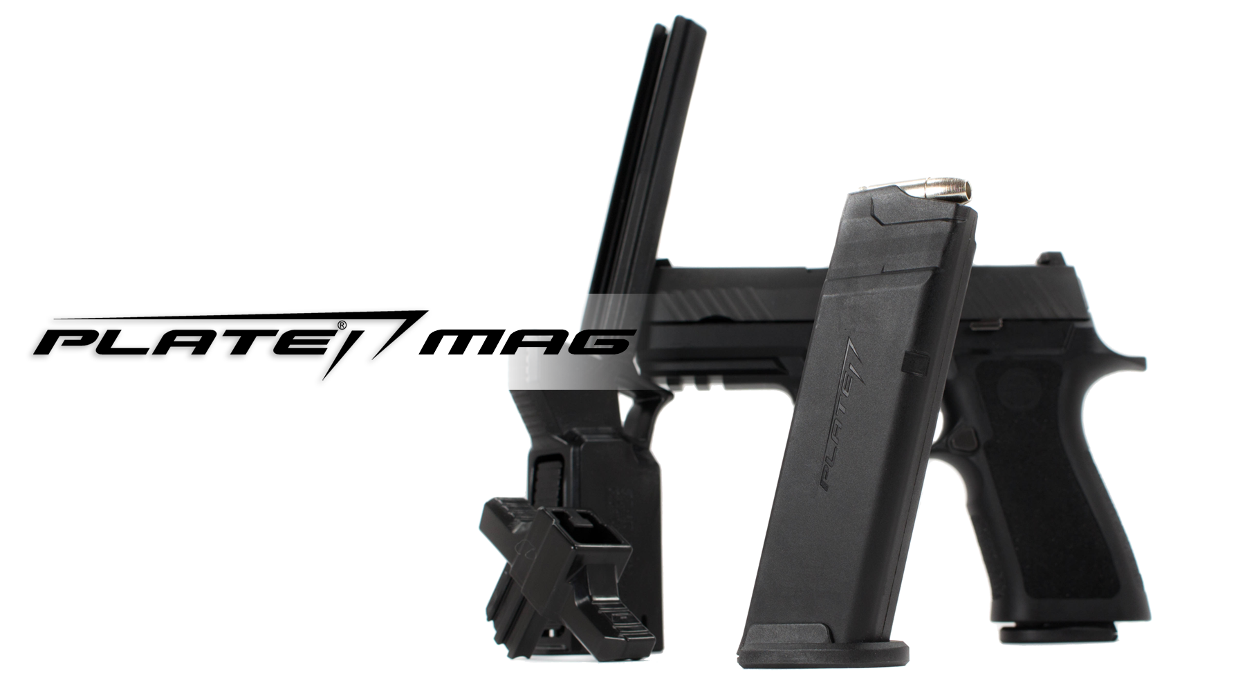 PLATE Announces Development of Polymer Magazines for P320 and M17 Pistols
