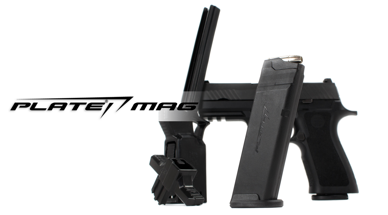 PLATE® MAG Polymer Magazines