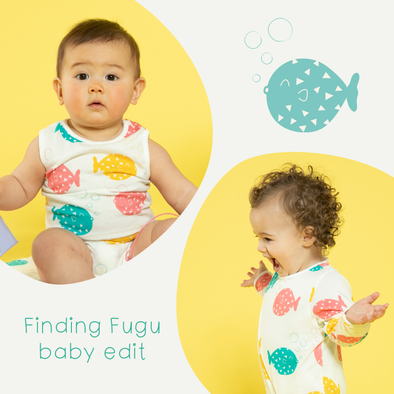 Finding Fugu Baby Edit: Sustainable Styles For Spring, Summer and Beyond