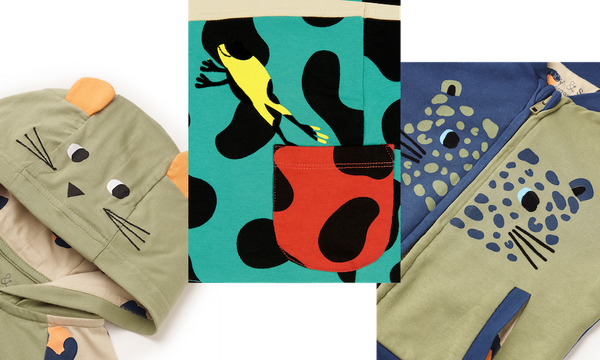organic cotton quirky kids clothes