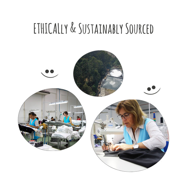 Ethically and sustainably sourced