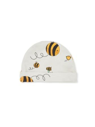 Bee Kind Cosy Hat - cool baby clothes by lucy & sam