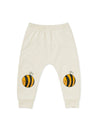 Bee's Knees Joggers - cool baby clothes by lucy & sam