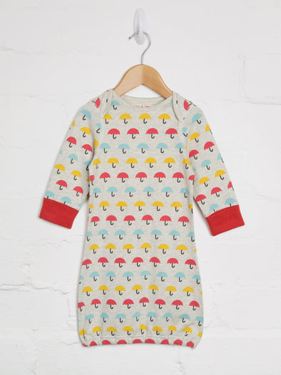 Brolly Sleepgown - cool baby clothes by lucy & sam