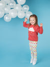 Brolly Print Jeggings - cool baby clothes by lucy & sam