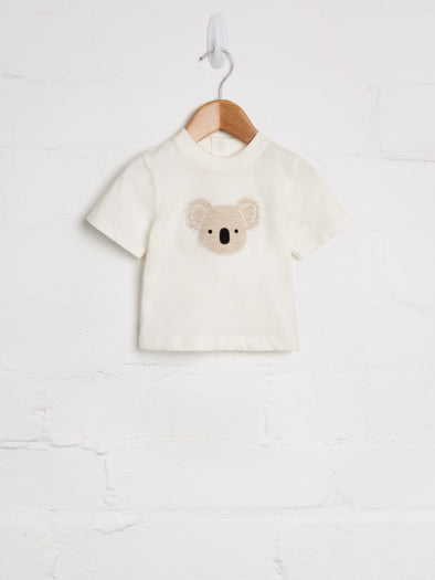 Cute Koala Tee - cool baby clothes by lucy & sam
