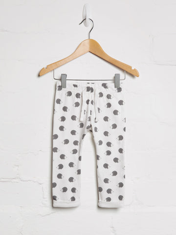 Unisex Hedgehog Joggers - cool baby clothes by lucy & sam
