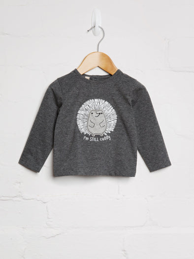 Unisex I'm Still Cuddly Tee - cool baby clothes by lucy & sam