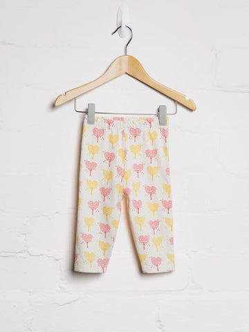 Heart Tree Legging - cool baby clothes by lucy & sam
