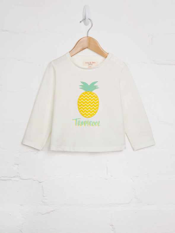 Tropicool Tee - cool baby clothes by lucy & sam