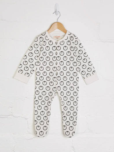 Penguin Babygrow - cool baby clothes by lucy & sam