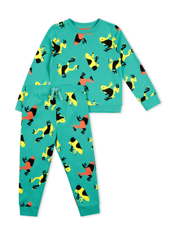 Tropical Frogs Tracksuit