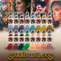 World Famous Sarah Miller Colors