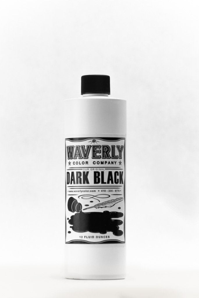 Waverly Dark Black