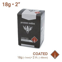 Precision Coated Piercing Needles