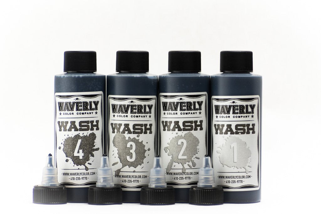 Waverly Grey Wash