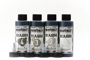 Waverly Grey Wash Set - 8 oz