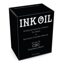 Ink Oil Personal Packs w/ CBD - 25 ct