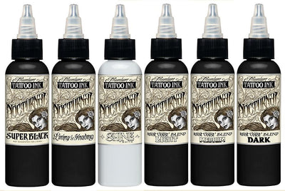 Nocturnal Ink - Full Set - 4 oz