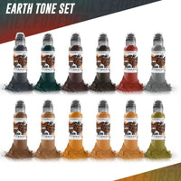 World Famous Earth Tone Set