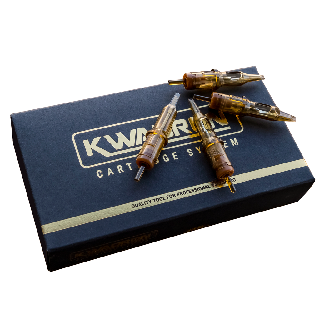 Kwadron Straight Mag Cartridges