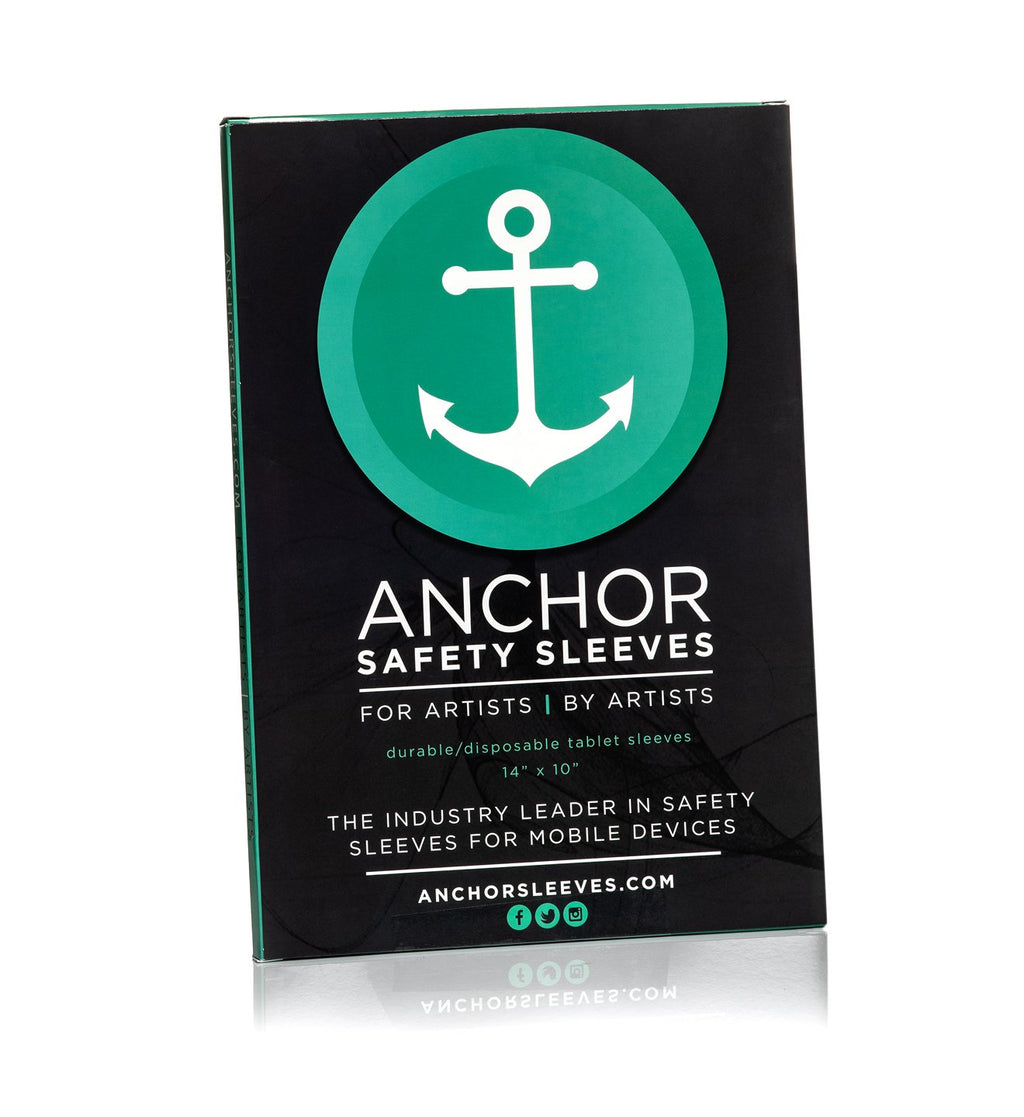 Anchor Safety Tablet Sleeves