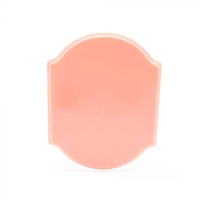 Pound of Flesh - Micro Small Rounded Plaque
