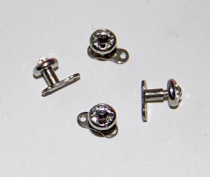 Dermal Anchor w/ Flat Jewel
