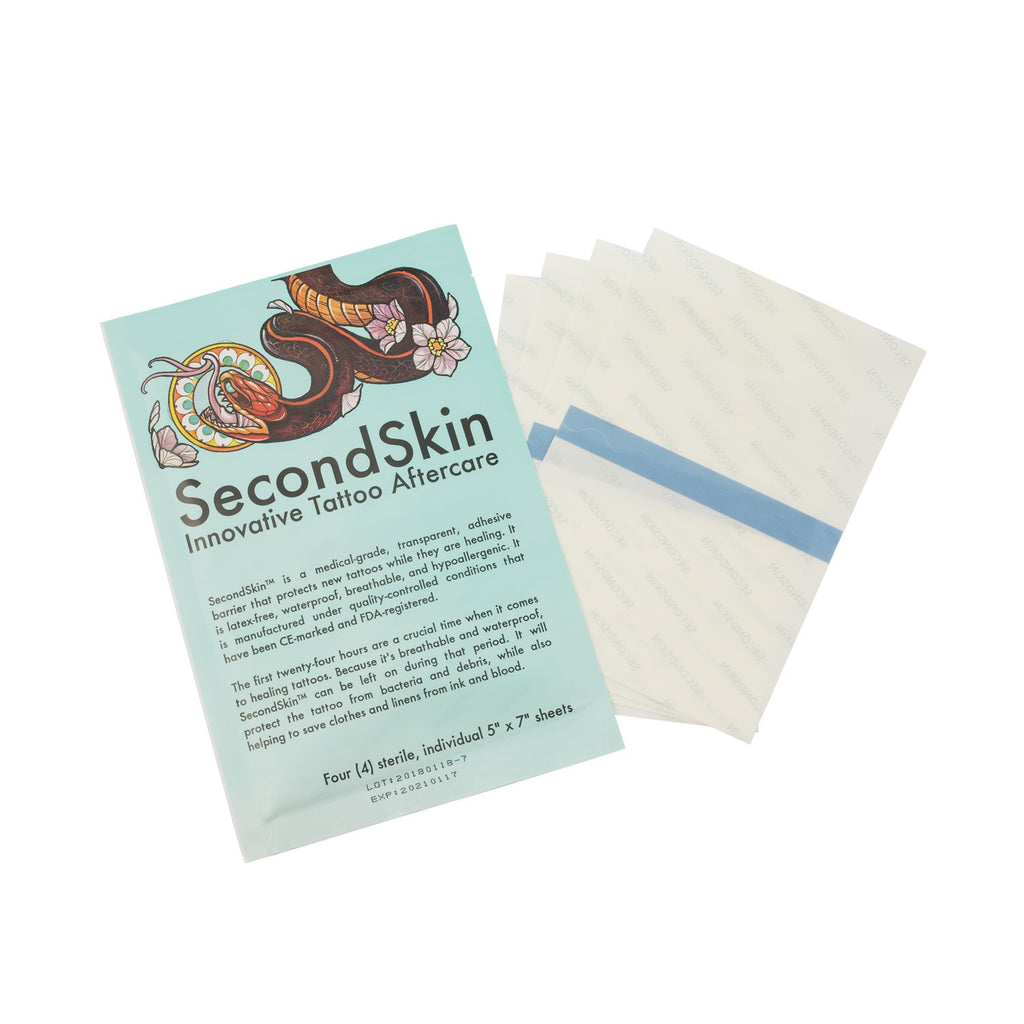 "Second Skin Personal 4 pack - 5""x7"""