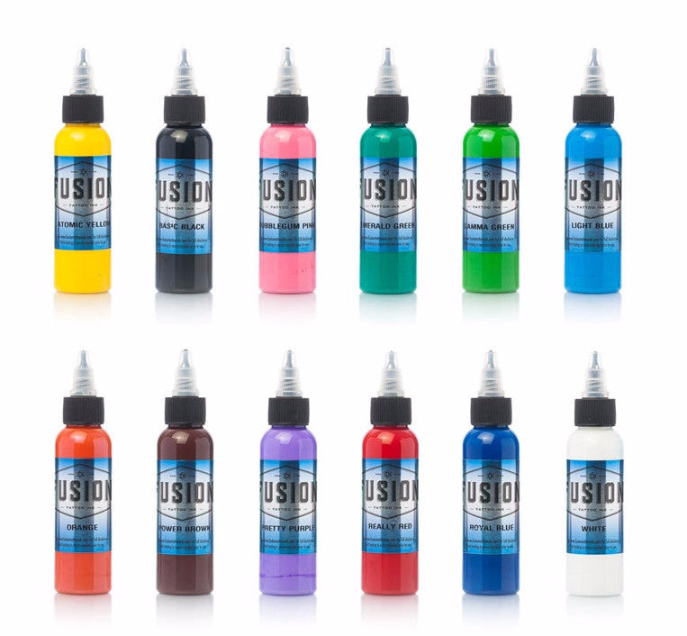 Fusion Ink Colors - 2 oz