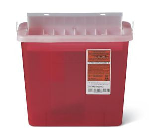 Sharps Container - 5 QT