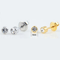 Ear Stud Piercing Unit - Pair