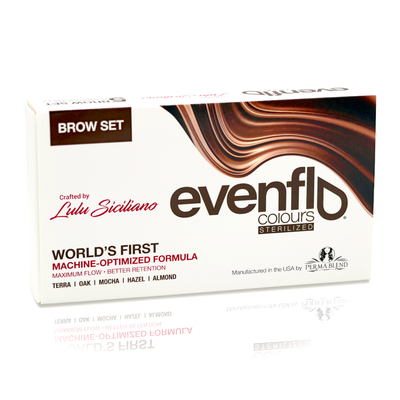 EvenFlo Brow Set 1/2 oz