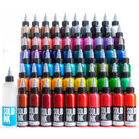 Solid Ink - 60 Color Set - 1 oz